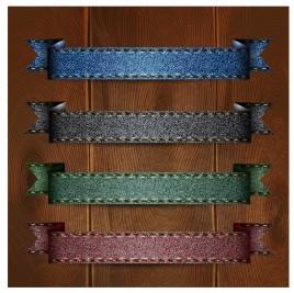 cloth ribbon set