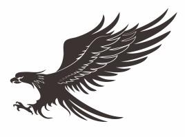 coat-of-arms bird
