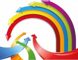 Color Full arrows
