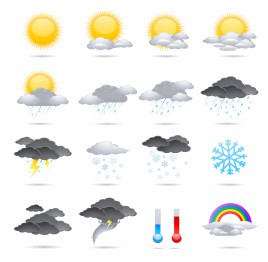 Color Icons - Weather
