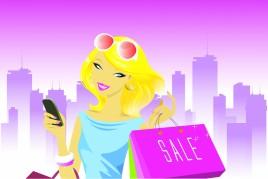 Cool girl in sale season