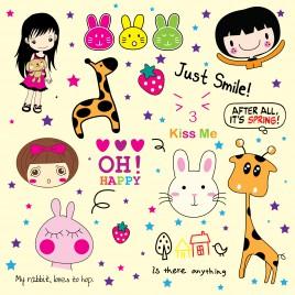 cute doodle