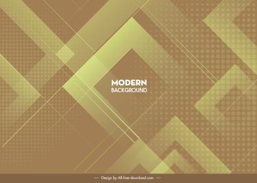 decorative abstract background elegant blurred squares design
