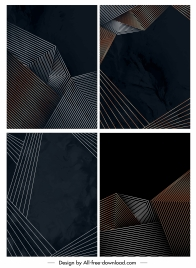 decorative backgrounds elegant modern abstract design