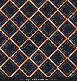 decorative pattern shiny repeating symmetric geometric shape