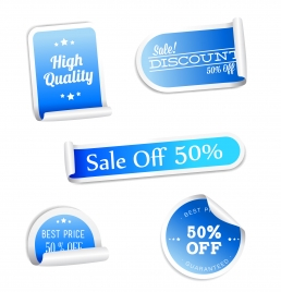 discount sale tags collection