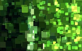 eco green pixels