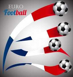 euro football cup 2016 banner