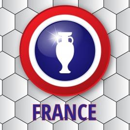 france cup flag