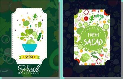 fresh vegetable tags isolation multicolored symbol decor