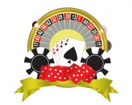 Gambling and Casino related artwork