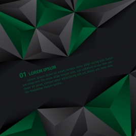 Green diamond backgrounds vectors stock for free download