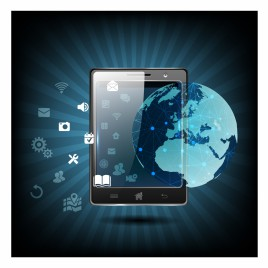 Global Networks background