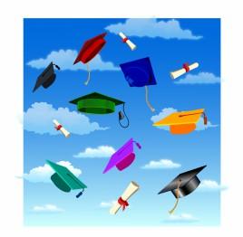 Graduation Toss