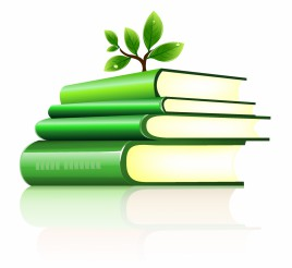 Green Book Stack