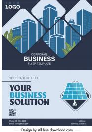 green energy poster solar battery buildings sketch