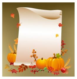 Harvest - scroll