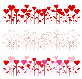 Valentine Border Vectors Stock For Free Download About 15 Vectors