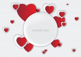 heart decor for valentine