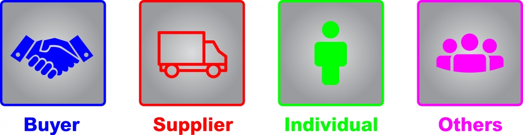 icon vector for web site
