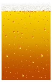Illustration of a beer texture