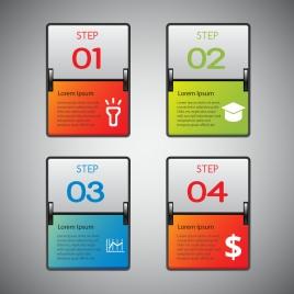 infographic design with scoreboard illustration