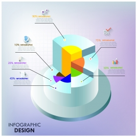 infographic graph design