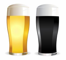 Lager and Stout