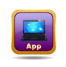 laptop app icons