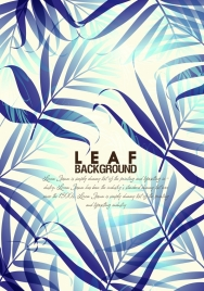leaf background shiny repeating shaded icons