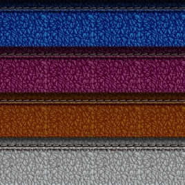 leather material background multicolored realistic design