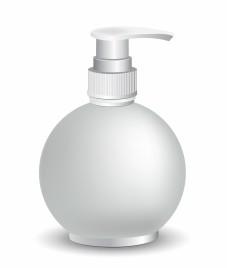 Liquid Soap Plastic Bottle