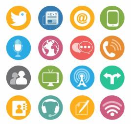 Media / Wheelico icons