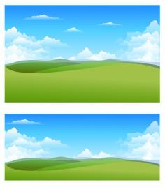 Nature landscape backgrounds