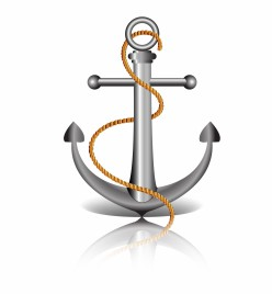 Object anchor vector art
