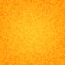 orange checkerboard background
