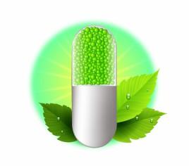 Organic capsule