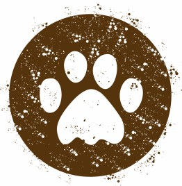 Paw sign