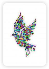 Peaceful Bird