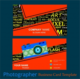 Id Card Design Template Vector Free Download