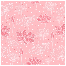 Abstract pink background vectors stock for free download about 93 pink background design with lotus flowers mightylinksfo
