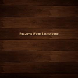 realistic wood background