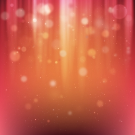 red smoothly abstract background