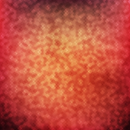 red square dot abstract background
