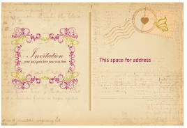 retro invitation letter