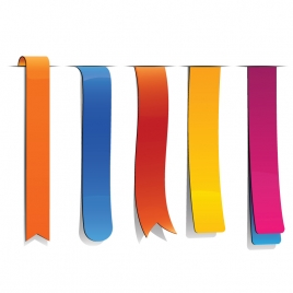 ribbons color