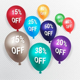 sale off balloon