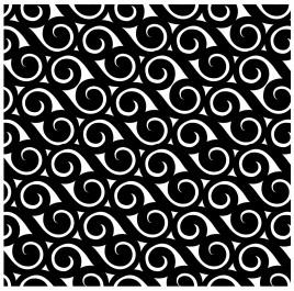 Seamless Swirl Wallpaper