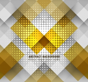 square grid abstract background