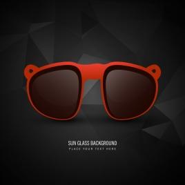 sunglass background